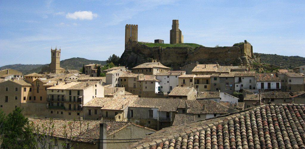 Castillo de Uncastillo