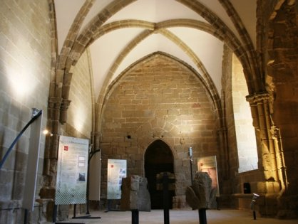 El Palacio de Pedro IV