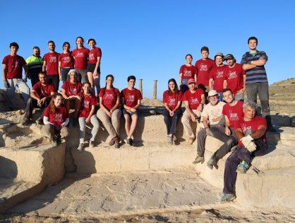 Nueva campaña de excavaciones en Los Bañales