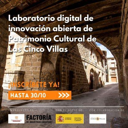 La Fundación Uncastillo crea un laboratorio de Patrimonio Cultural